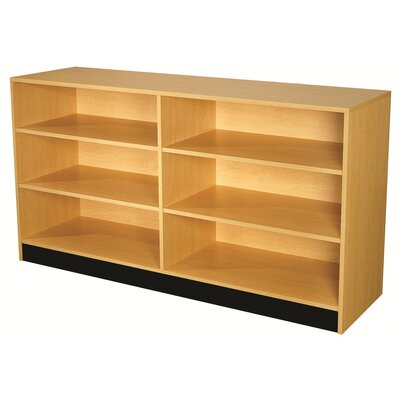 "Sturdy Store Displays 38"" x 70"" Wrap Counter Shelf Unit"