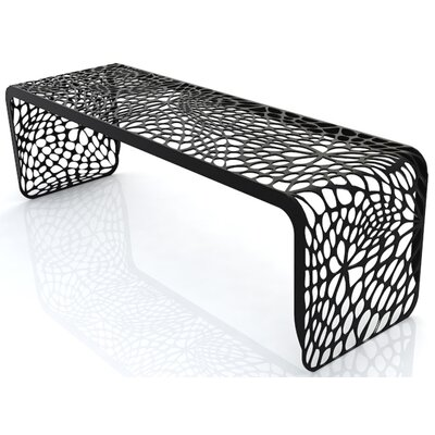 Arktura Coral Steel Picnic Bench