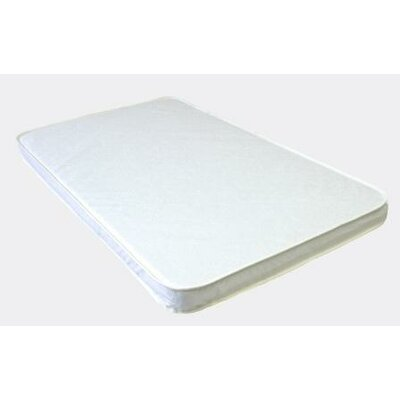 Baby Luxe Changing Pad in White Vinyl