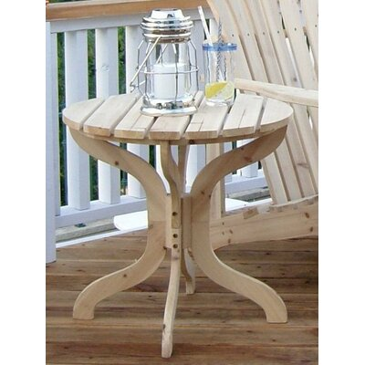 Shine Company Inc. Classic Round Side Table