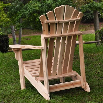 Shine Company Inc. Sanibel Adirondack Chair