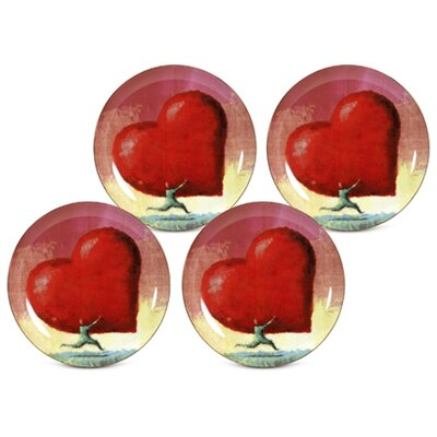 PS Collection All Heart Dessert / Salad Plate