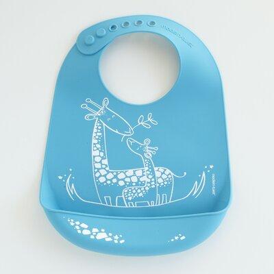 Modern-twist Bucket Bib Giraffe Giggles
