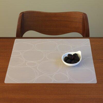 Modern-twist Pebbles Placemat