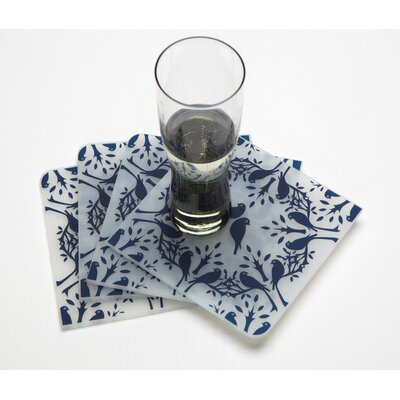 Modern-Twist Coaster Notz Birds n Trees Coasters
