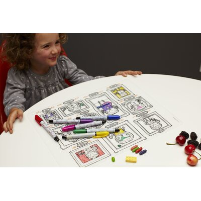 Modern-Twist Kidz When I Grow Up Placemat