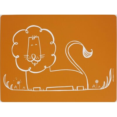Modern-Twist Dandy Lion Meal-mat