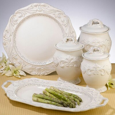 Certified International Firenze Ivory Dinnerware Collection