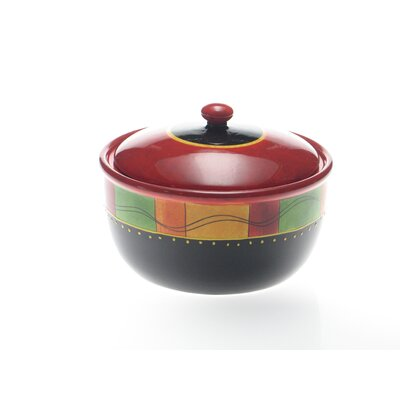 Caliente by Joy Hall Bean Pot