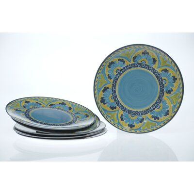 "Certified International Mexican Tile 12"" Dinner Plate (Set of 6)"