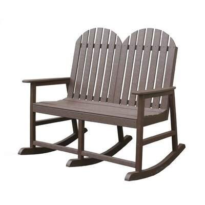 Alexandria Double Rocking Chair