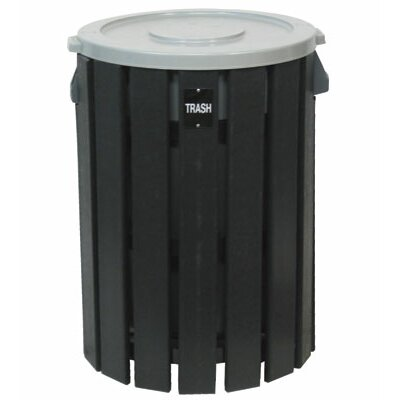 Eagle One 32 Gal. Trash Receptacle
