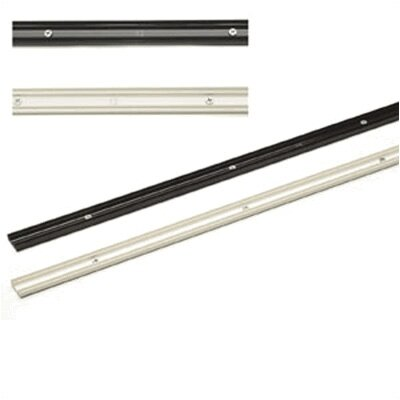 Kichler 4' Black Linear Easy-to-Install Track for Under Cabinet Lighting