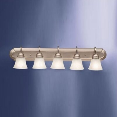 Kichler 5 Light Bath Vanity Light