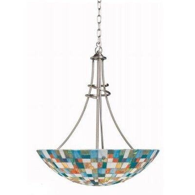 Kichler 3 Light Inverted Pendant