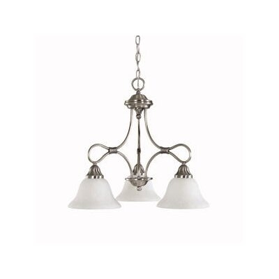 Stafford 3 Light Chandelier