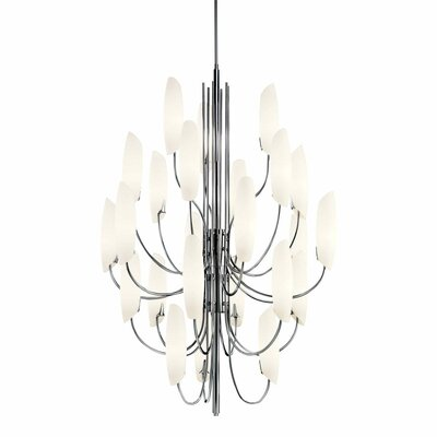 Kichler Stella 24 Light Chandelier