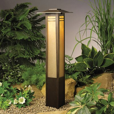 Kichler Zen Garden Column Path Light