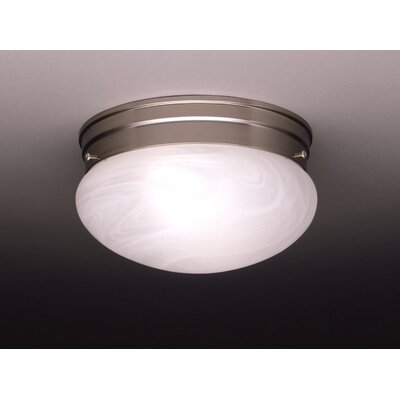 Kichler Ceiling Space 1 Light Flush Mount