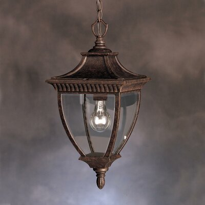 Kichler Amesbury 1 Light Outdoor Ceiling Pendant