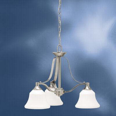 Kichler Langford 3 Light Chandelier