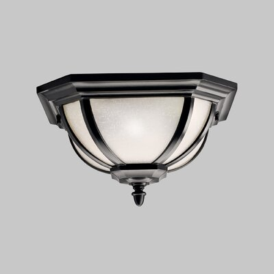 Kichler Salisbury Outdoor Flush Mount
