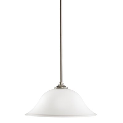 Wedgeport 1 Light Inverted Pendant