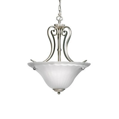 Willowmore 2 Light Inverted Pendant