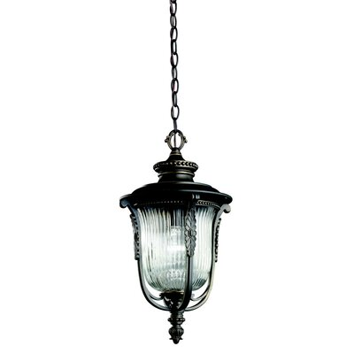 Kichler Luverne 1 Light Outdoor Hanging Lantern