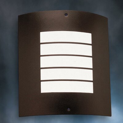 Kichler Newport Outdoor Wall Sconce in Architectural Bronze