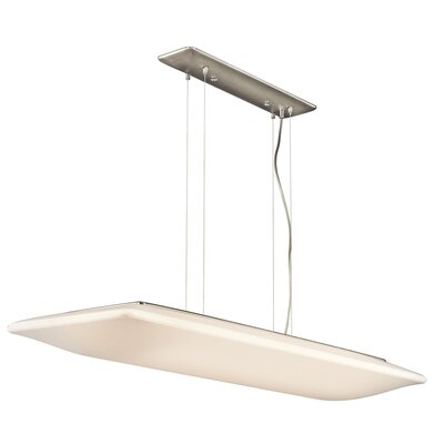 Ara 2 Light Kitchen Island Pendant