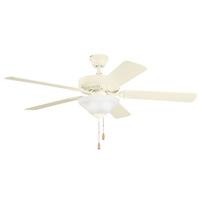 "Kichler 52"" Sterling Manor 5 Blade Ceiling Fan"