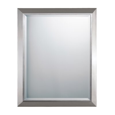 Kichler Rectangular Mirror in Chrome