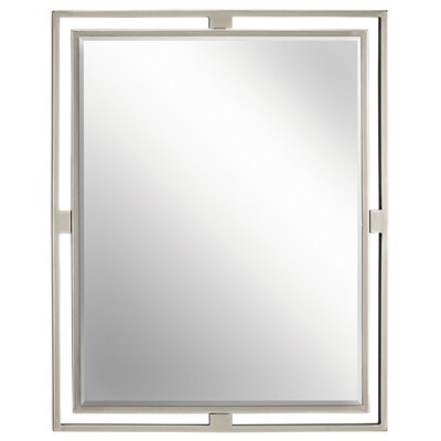 Kichler Hendrik Mirror in Brushed Nickel