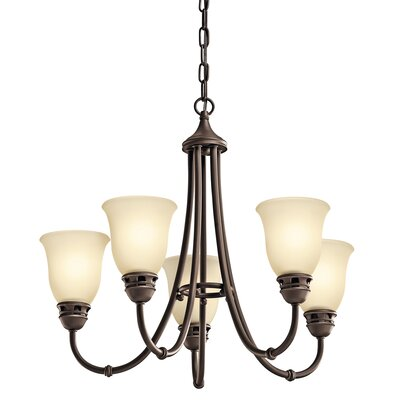 Kichler Durham 5 Light Chandelier