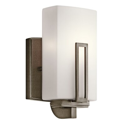 Kichler Leeds 1 Light Wall Sconce