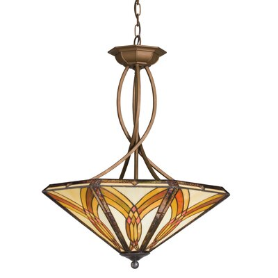 Sonora 4 Light Inverted Pendant
