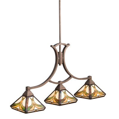 Sonora 3 Light Kitchen Island Pendant