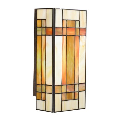 Kichler Oak Park 2 Light Wall Sconce | Wayfair