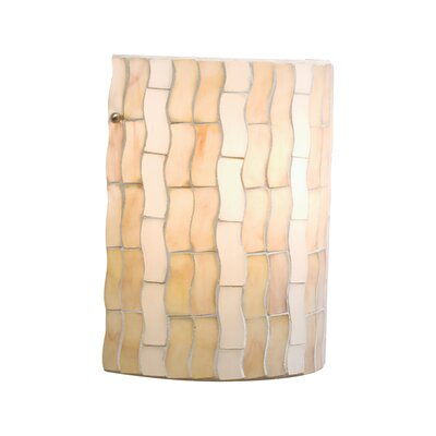 Kichler Modern Mosaic 1 Light Wall Sconce | Wayfair