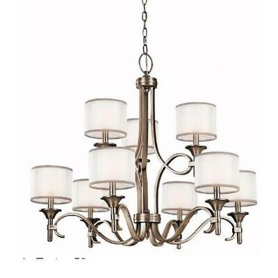 Kichler Lacey 9 Light Chandelier
