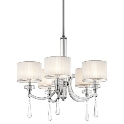 Kichler Parker Point 5 Light Chandelier