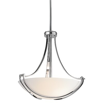 Owego 3 Light Inverted Pendant