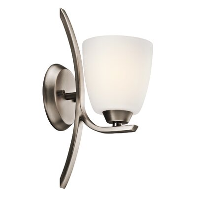 Kichler Granby 1 Light Wall Sconce | Wayfair