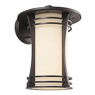 Kichler Courtney Point 1 Light Outdoor Wall Lantern