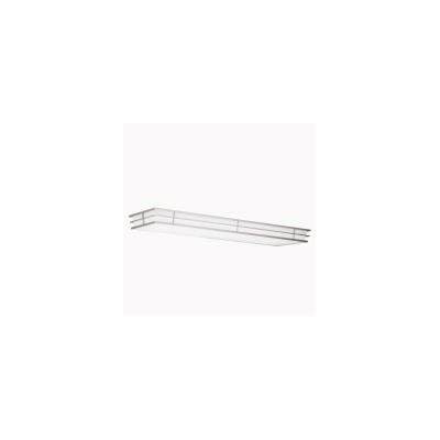 Pavilion 4 Light Linear Flush Mount