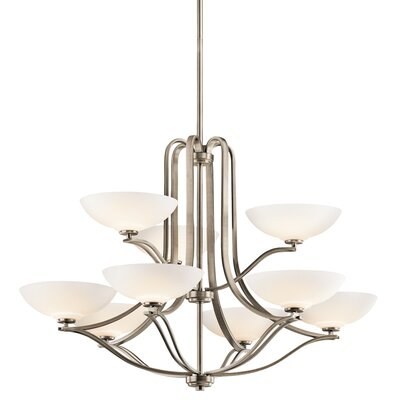 Kichler Chatham 9 Light Chandelier