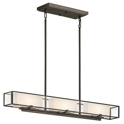 Kichler Isola 3 Light Kitchen Island Pendant