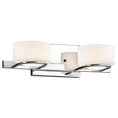 Kichler Cirino 2 Light Bath Vanity