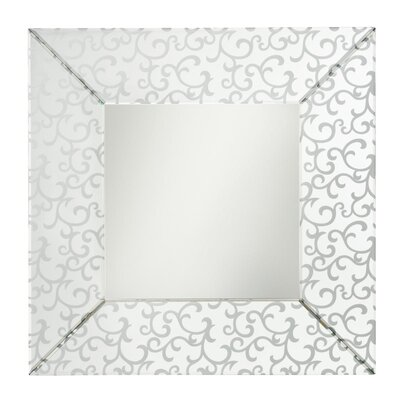 Kichler Scroll Mirror
